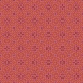 赤い千代紙の模様