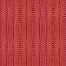 赤い縦縞模様
